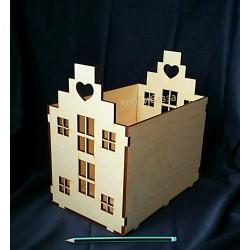 Короб Голландский домик