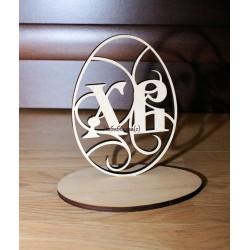 Яйцо ХВ на подставке