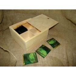 заготовка для декупажа Чайный короб пенал