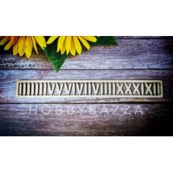 Набор римских цифр (высота 2 см), купить