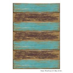 Base of Art декупажная карта А3 Wood+Lace 10