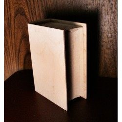 Шкатулка книга средняя