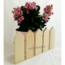 Забор из массива сосны ( основа для ключницы), купить