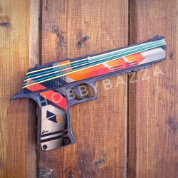 Резинкострел цветной