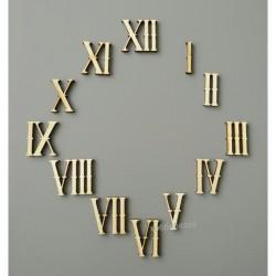 Набор цифр Римские