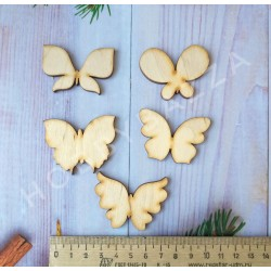 Набор Бабочки (5 шт)