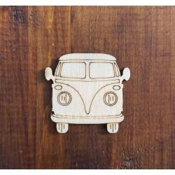Заготовка Значок /магнит / брошка Машина VW