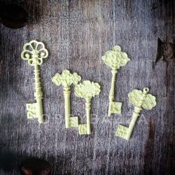 Декоративные элементы Набор Ключи