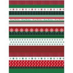 Рисовая бумага для декупажа Рождество-253 Craftpremier