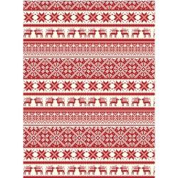Рисовая бумага для декупажа Рождество-245 Craftpremier