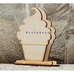 Салфетница Мороженое