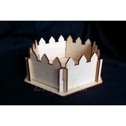 Конфетница Замок