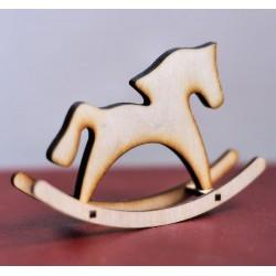 Лошадка-качалка средняя