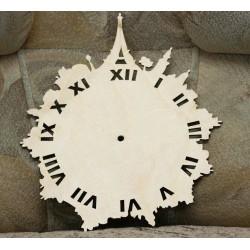 Циферблат часов Париж