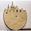 Циферблат часов Прага