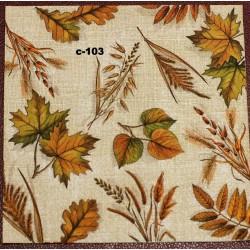 Салфетка Осень