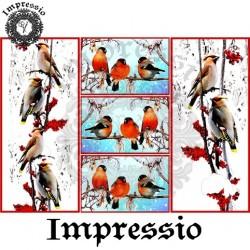 Декупажная карта Impressio 13729