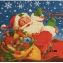 Салфетка Санта
