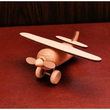 Деревянный самолет. Заготовка