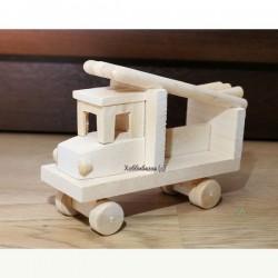 Деревянная игрушка Катюша