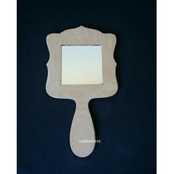 Зеркальце квадратное