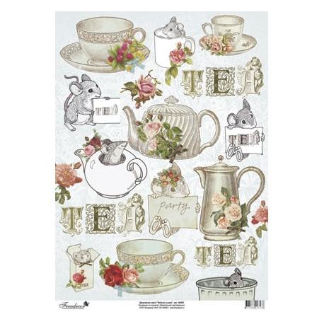 Чайные мышки