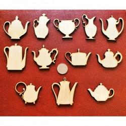 Набор Чайники (5 см)