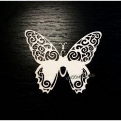 Подвеска Ажурная бабочка