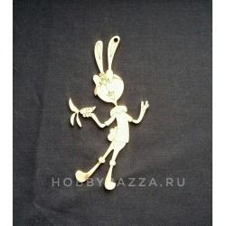 Заготовка Подвеска Кролик