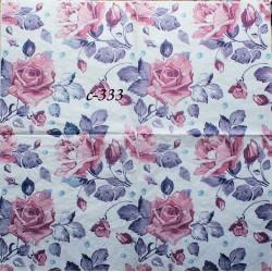 Салфетка Орнамент из роз