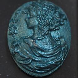 Краска акриловая Звездная пыль - Сириус ( синий)