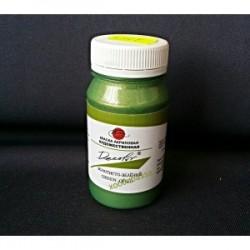 Акриловая краска Деколор , цвет Золотисто-зелёный от ТАИР
