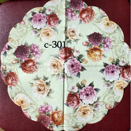 с-301 розы