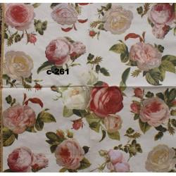 Салфетка Розы №14