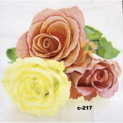Салфетка Розы №9