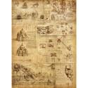 Рисовая бумага Леонардо