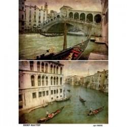 рисовая бумага Венеция