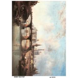 Рисовая бумага Старая Москва