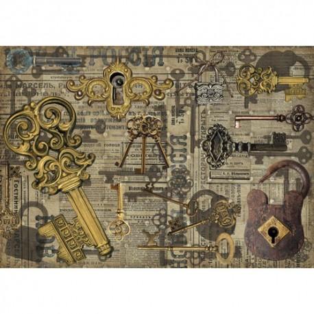 винтажные ключи