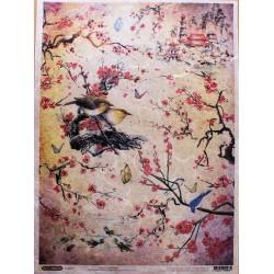 Рисовая бумага Сакура