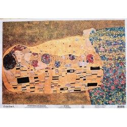 Рисовая бумага Картина №2