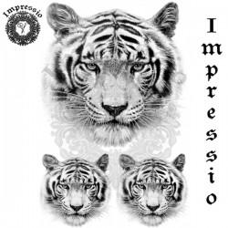 Декупажная карта 17170 Тигр
