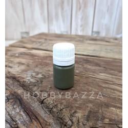 Краска акриловая художественная Серо-оливковый 10 мл