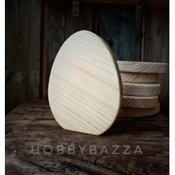 Яйцо из массива сосны 14 см(толщина 2 см)