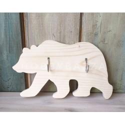 Ключница Медведь