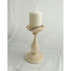Подсвечник под свечу с чашечкой