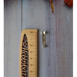 Булавка для значка 25 мм