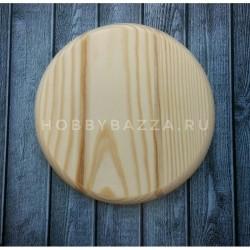 Сырная доска 25 см, деревянная заготовка