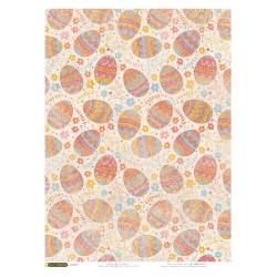 Рисовая бумага Расписные яйца