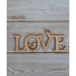 Заготовка слово Love ( Любовь), купить
